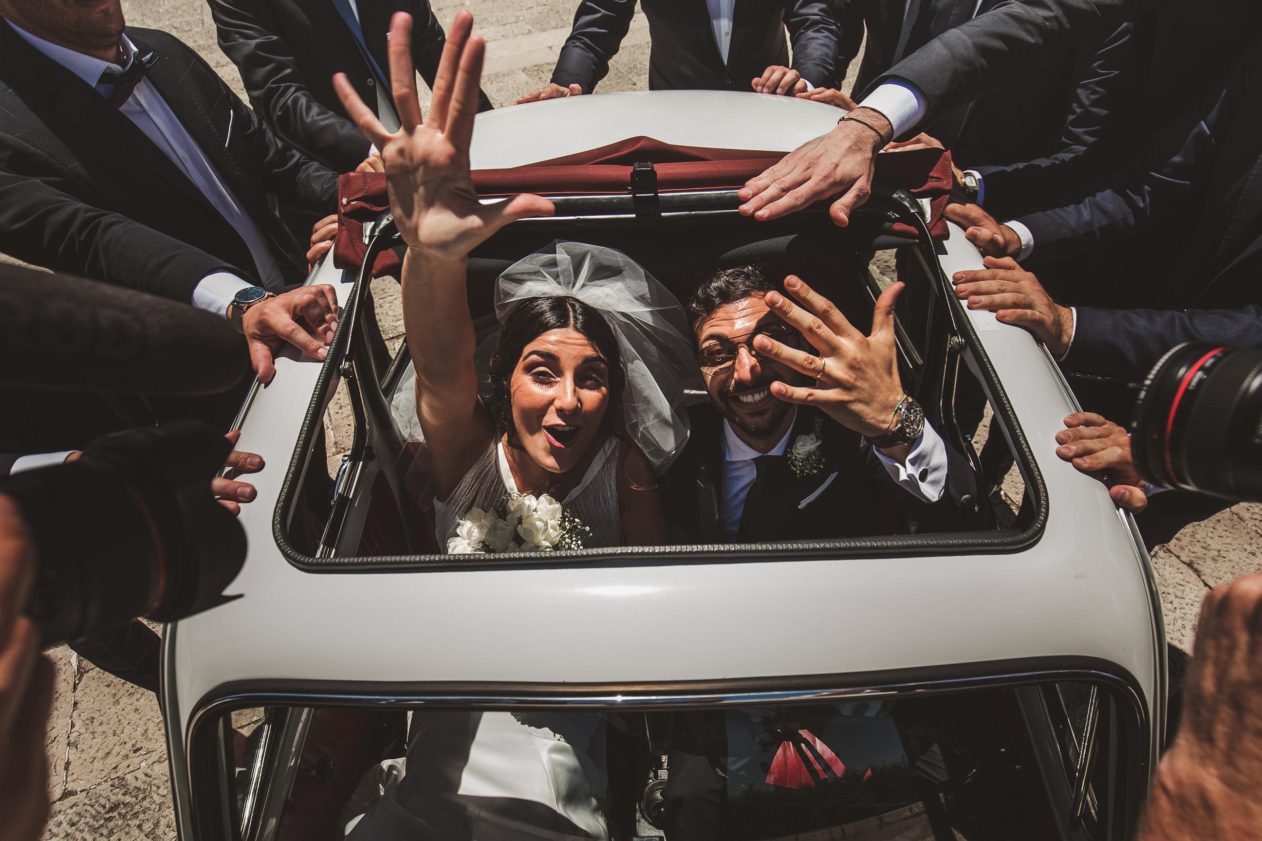 fotoreportage matrimonio a matera